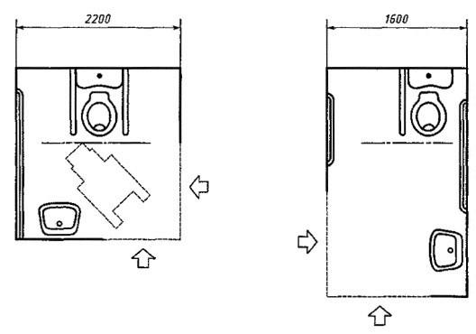 Опорные устройства стойки поручни с покрытием